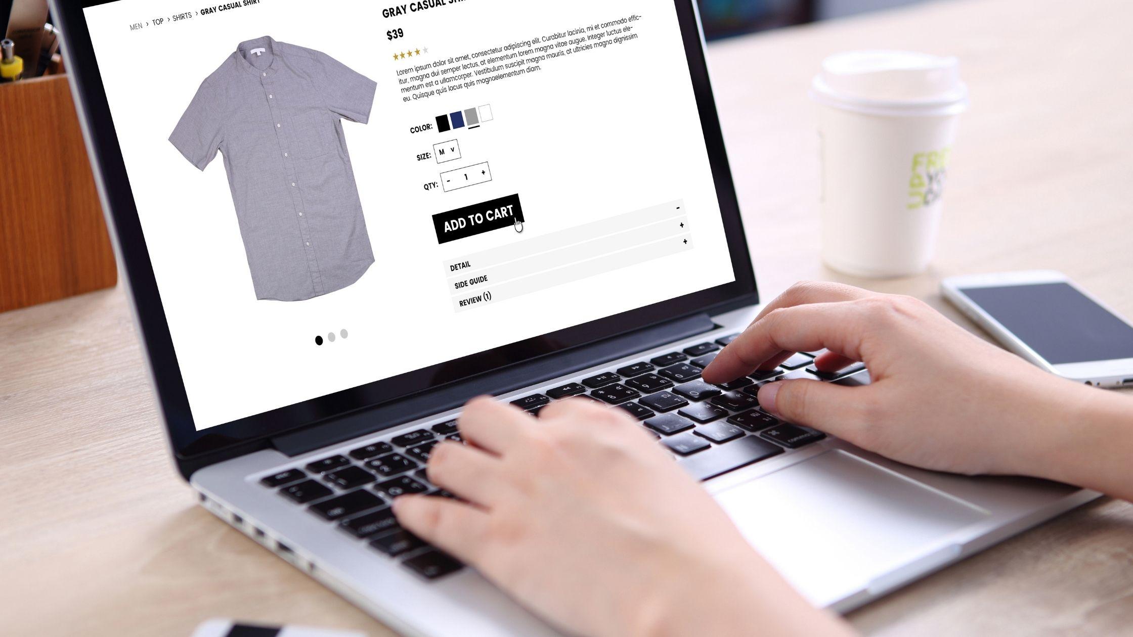 Make money with ecommerce website